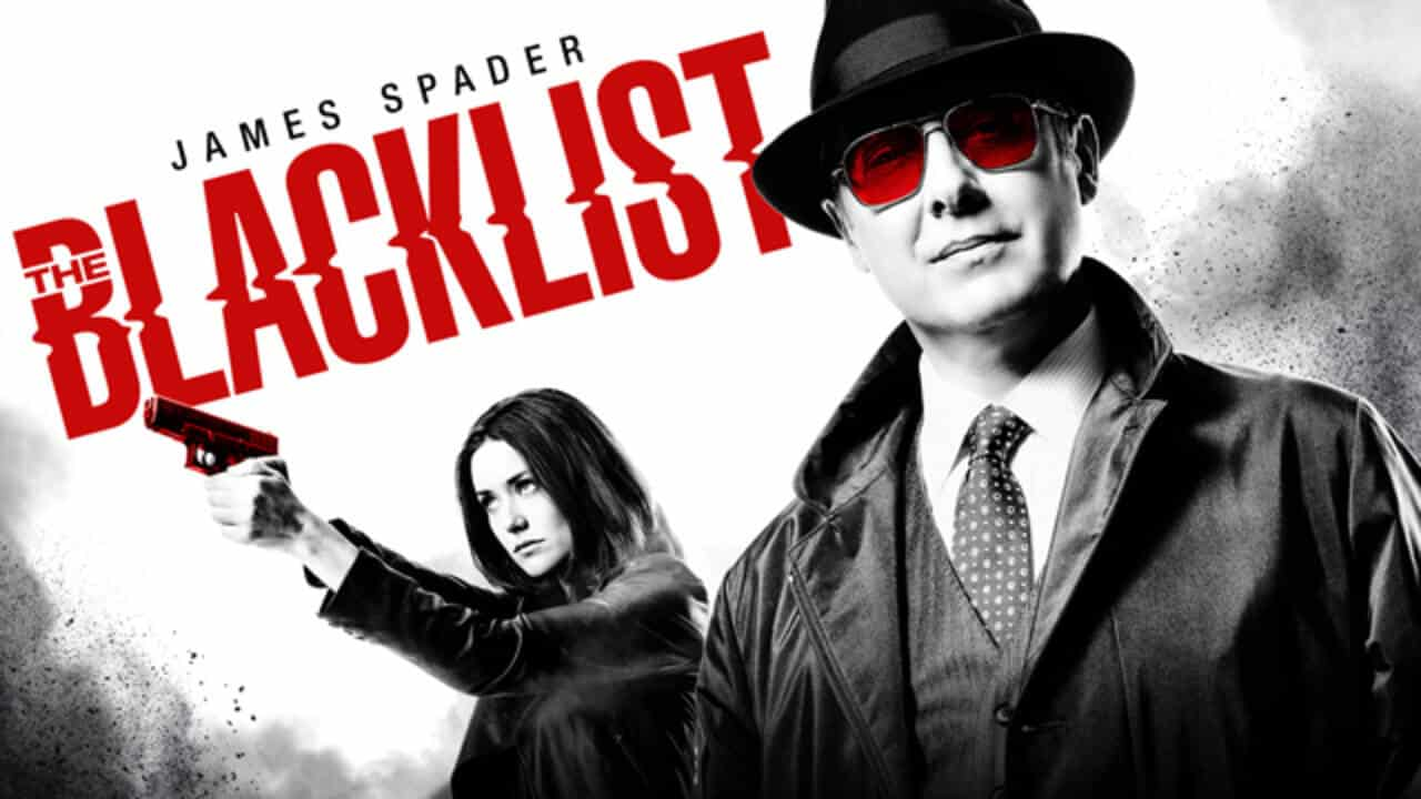 The Blacklist in streaming