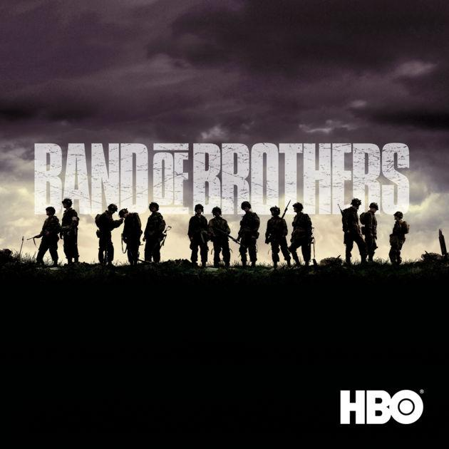 Band of Brothers serie tv HBO