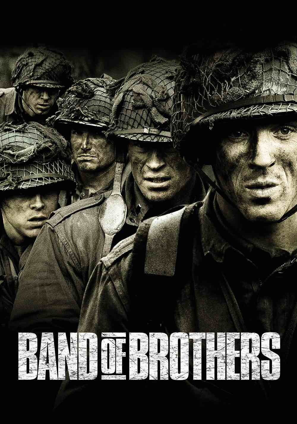 Band of Brothers: miniserie di Tom Hanks e Steven Spielberg in streaming