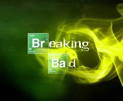Copertina della serie TV Breacking Bad in streaming su Netflix