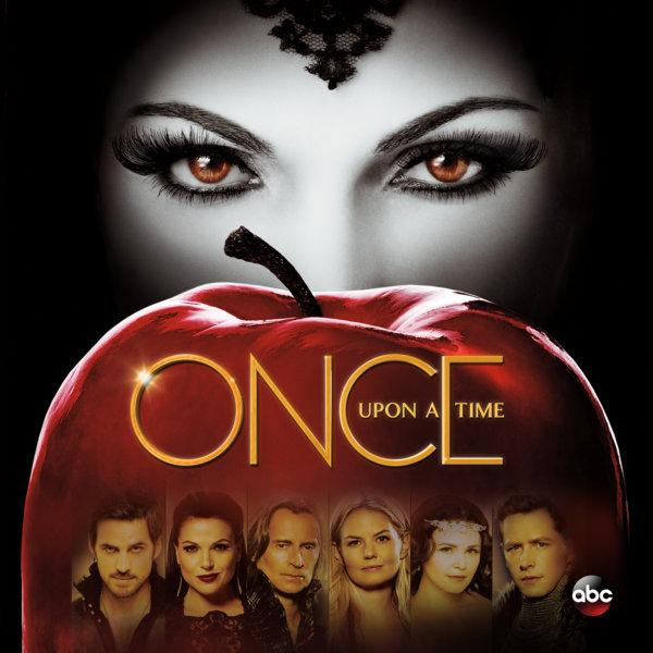 Copertina di Once Upon a Time