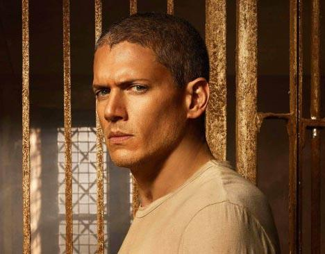 Protagonista della serie tv Prison Break