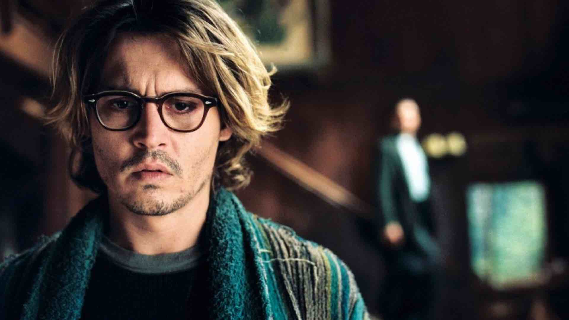 Jonny Depp in Secret Window